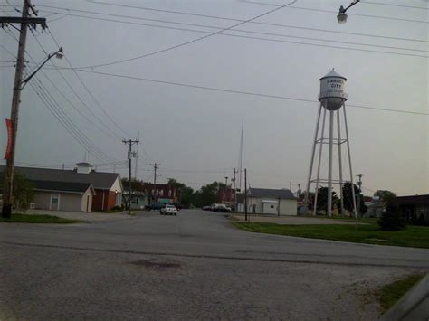 garden city mo water tower photo picture image