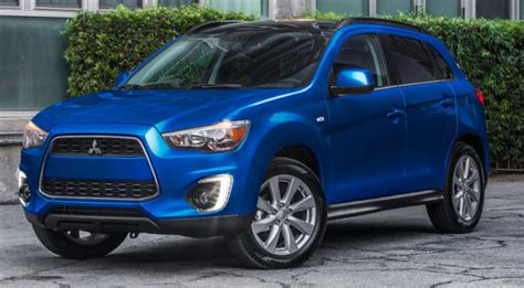 mitsubishi crossover 2015 2015 mitsubishi outlander sport it s a crossover for