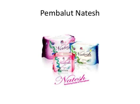 Obat Herbal Niwana pembalut natesh