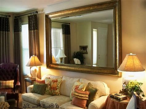 artistic framed mirrors   living room