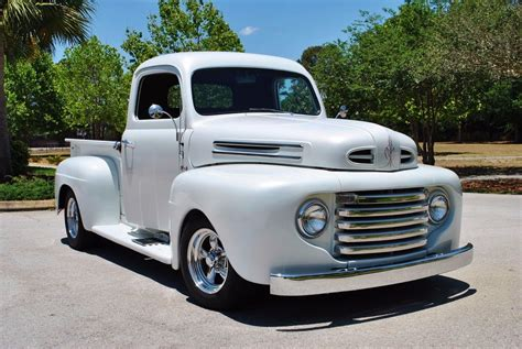 Ford Mustang Truck by Mustang Engine 1948 Ford F 1 Custom For Sale