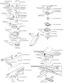 Hoover Vaccum Belt Sanitaire Model Sc886 Vacuum Parts Vacland Vacland