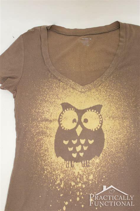 bleach pattern t shirt day 12 trendy bleach spray design tshirt looks like