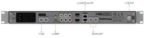 Lumantek Hd Encoder Modulator bộ m 227 h 243 a hd encodulator
