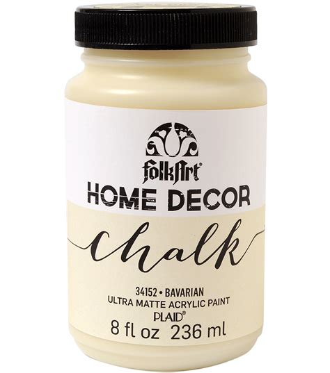 home decor paints chalk paint colors folkart home d 233 cor paints jo ann