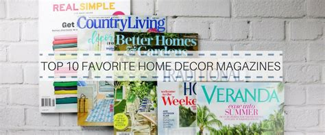top 10 home design magazines decor archives page 2 of 3 life on summerhill