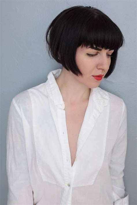 how to grow out a bob nicely best 25 growing out an undercut ideas on pinterest