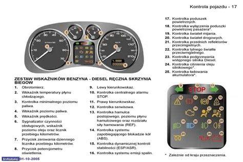 peugeot 307 manual pdf manual peugeot 307 peugeot 307 instrukcja page 14 pdf