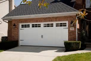 Garage Styles carriage style garage doors carroll garage doors