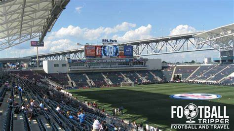 Ppl Park Seating Diagram