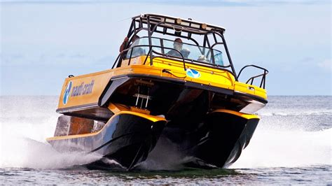 boat with suspension nauti craft boat suspension system youtube