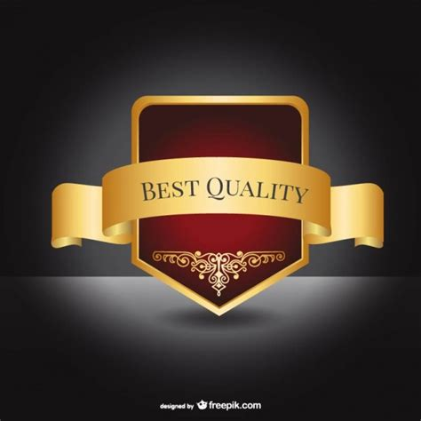 best quality best quality label vector free