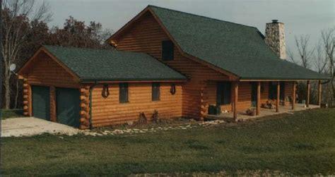 afton log homes releases affordable log home plans