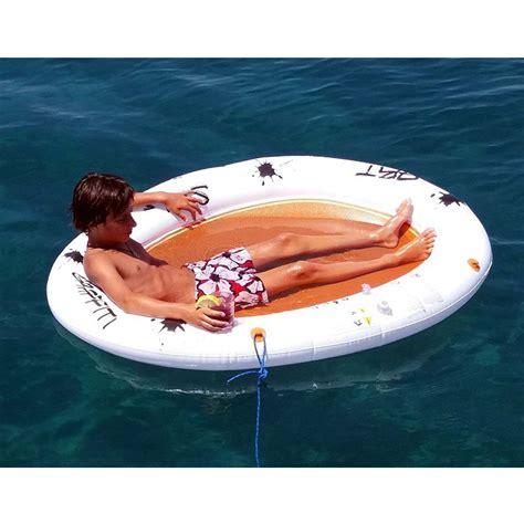 rete per amaca materassino gonfiabile amaca galleggiante con rete per