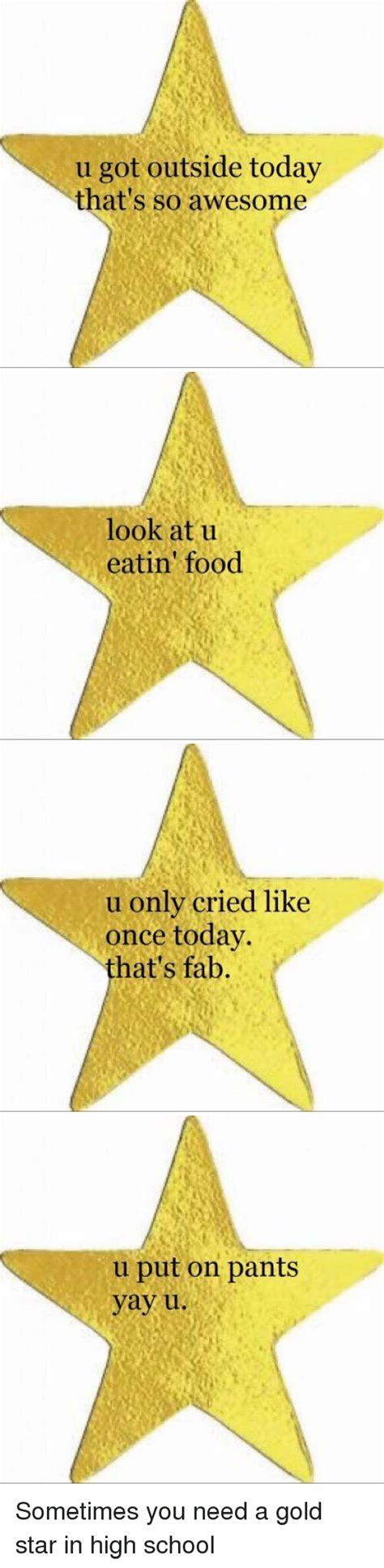 Gold Star Meme - gold star you did it www pixshark com images galleries