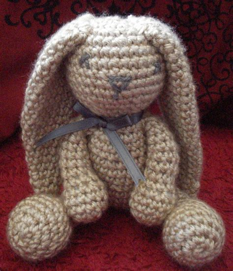 free pattern rabbit crochet amigurumi bunny by theartisansnook on deviantart