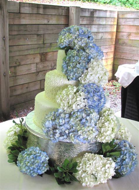 hydrangea wedding cake by eb cakes cakes hydrangea wedding cakes hydrangea