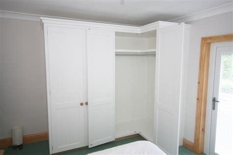L Shaped Wardrobes by L Shaped Corner Wardrobes Hanger Rail Extends Into And