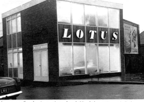 Plumb Center Tottenham by A Of Crouch End History Lotus Showroom Meb The