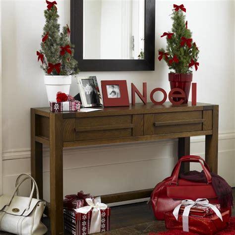 christmas themes for hallways christmas hallway emerald interiors blog