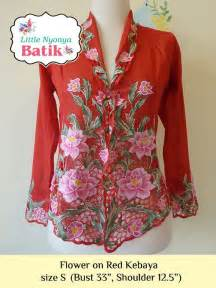Kebaya Modern Quality by 193 Best Kebaya Nyonya Modern Batik Images On
