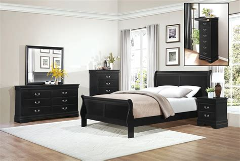 Homelegance Bedroom Set by Homelegance Mayville Bedroom Set Black 2147bk Bedroom