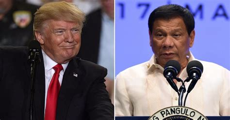 trump duterte trump s cozy relationship with duterte is all about
