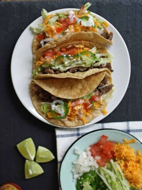 Backyard Taco Gluten Free Grilled Arrachera Steak Tacos Recipe Tacos Steak