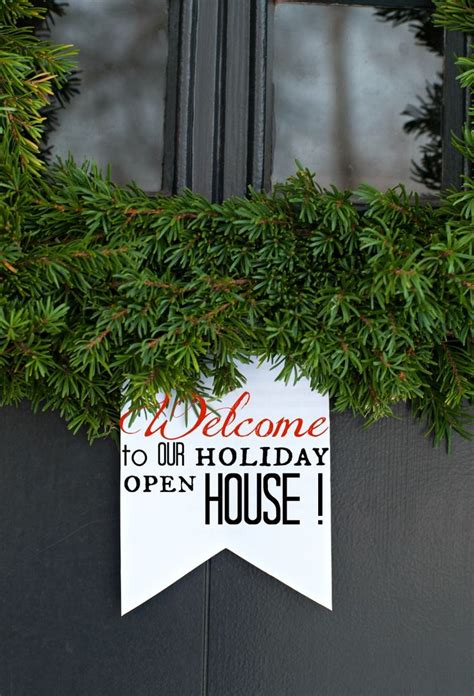 let us host a open house
