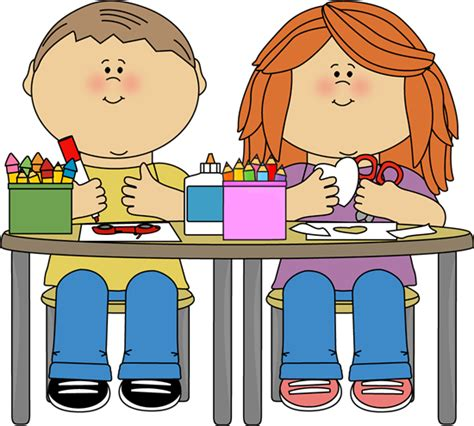 classroom clipart sitting quietly in classroom clip cliparts