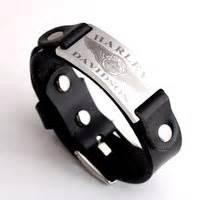 Harley Davidson Sandles by Genuine Braided Leather Bracelet From