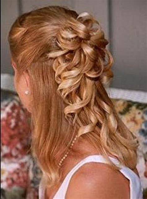 Evening Hairstyles To Do At Home | prom hairstyles to do at home