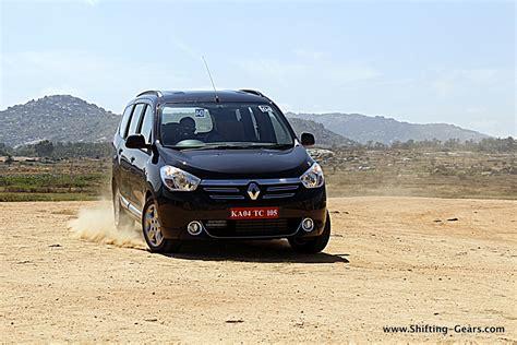 lodgy renault renault lodgy review shifting gears