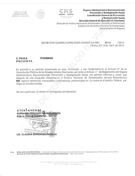 requisitos acte de antecedentes no penales cdmx carta de antecedentes no penales 2016