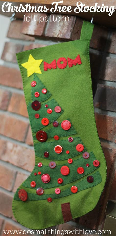 pattern for small felt christmas stocking felt stocking pattern porno thumbnailed pictures