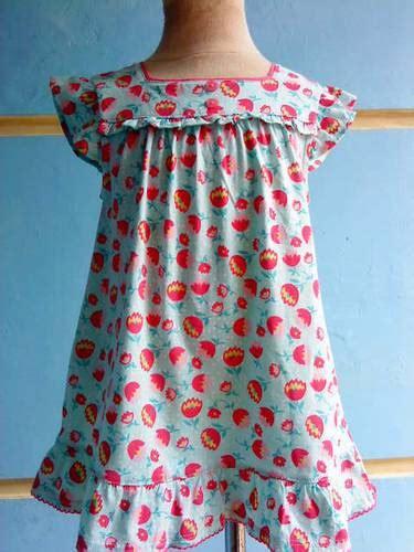 Dress Anak Batik Narita Prodo Katun Baby Wear baju grosir pabrik tas wanita murah toko tas
