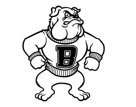 dibujos de perros para colorear dibujosnet dibujo de bulldog para colorear dibujos net