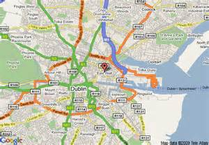 Google Dublin Address google map dublin castle