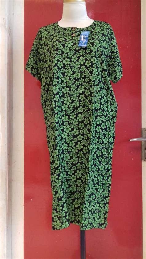 Daster Sekdress Ibu D 79a gudang baju daster batik katun murah gudangdaster