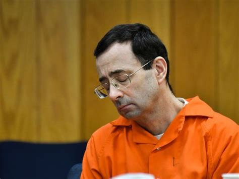 larry nassar larry nassar a rushes nassar give me one