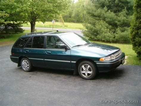 how cars engines work 1994 mercury tracer auto manual 1994 mercury tracer wagon specifications pictures prices
