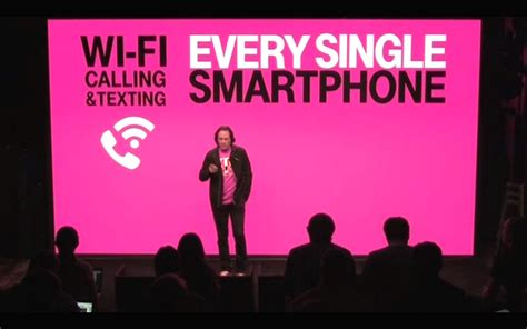 t mobile free inflight wifi t mobile uncarrier 7 0 wifi calling gets an overhaul