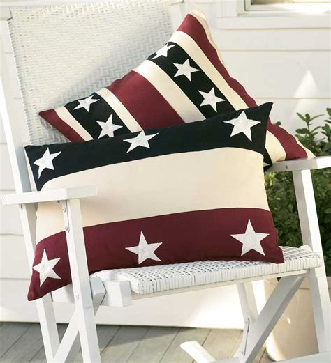 Americana Pillows by Americana Bedroom On Americana Living Rooms