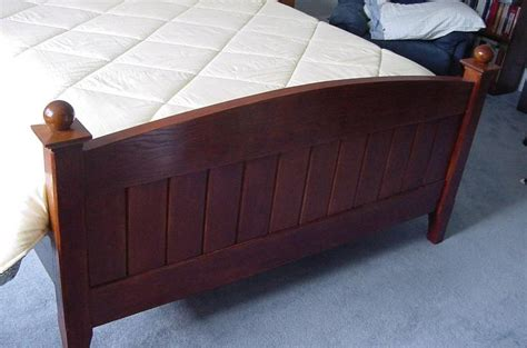 woodworking projects bed frame heirloom bed