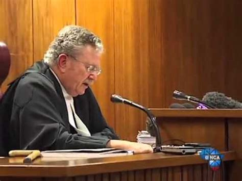 Judge Orders Habitual User To Be Tested A Week by Quot Pistorius Bail Conditions Absolutely Unfair Quot Judge