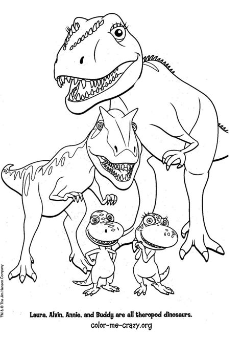coloring pages of dinosaur train dinosaur train coloring pages az coloring pages