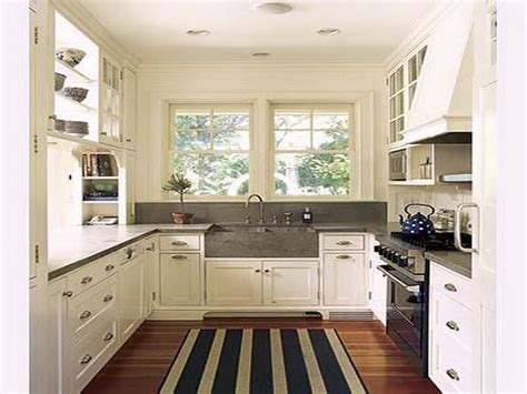 bloombety efficient kitchen design ideas for small