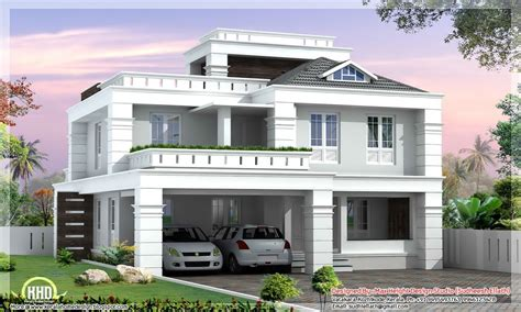 4 bedroom modern house plans modern 4 bedroom house plans 3d floor plans 4 bedrooms 6