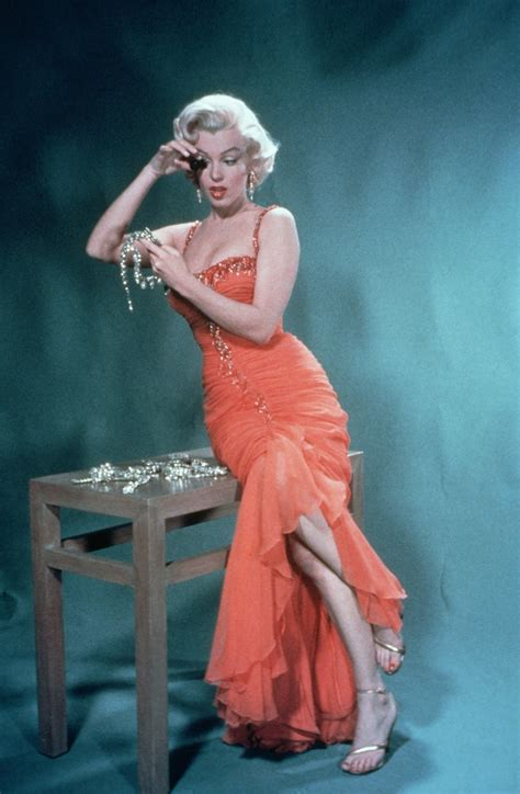 marilyn monroe gentlemen prefer blondes almost like a science gentlemen prefer blondes 1953