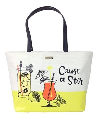 Accessorize And Help A Cause With The Sak Handbags by Kate Spade New York Cause A Stir Francis Tote Multi